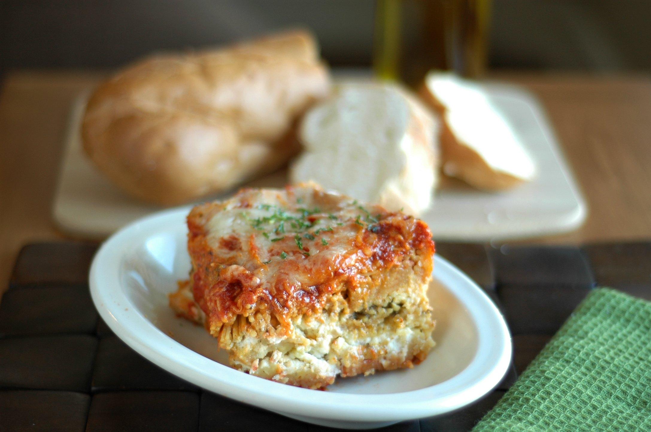 Crockpot Spaghetti Lasagna3