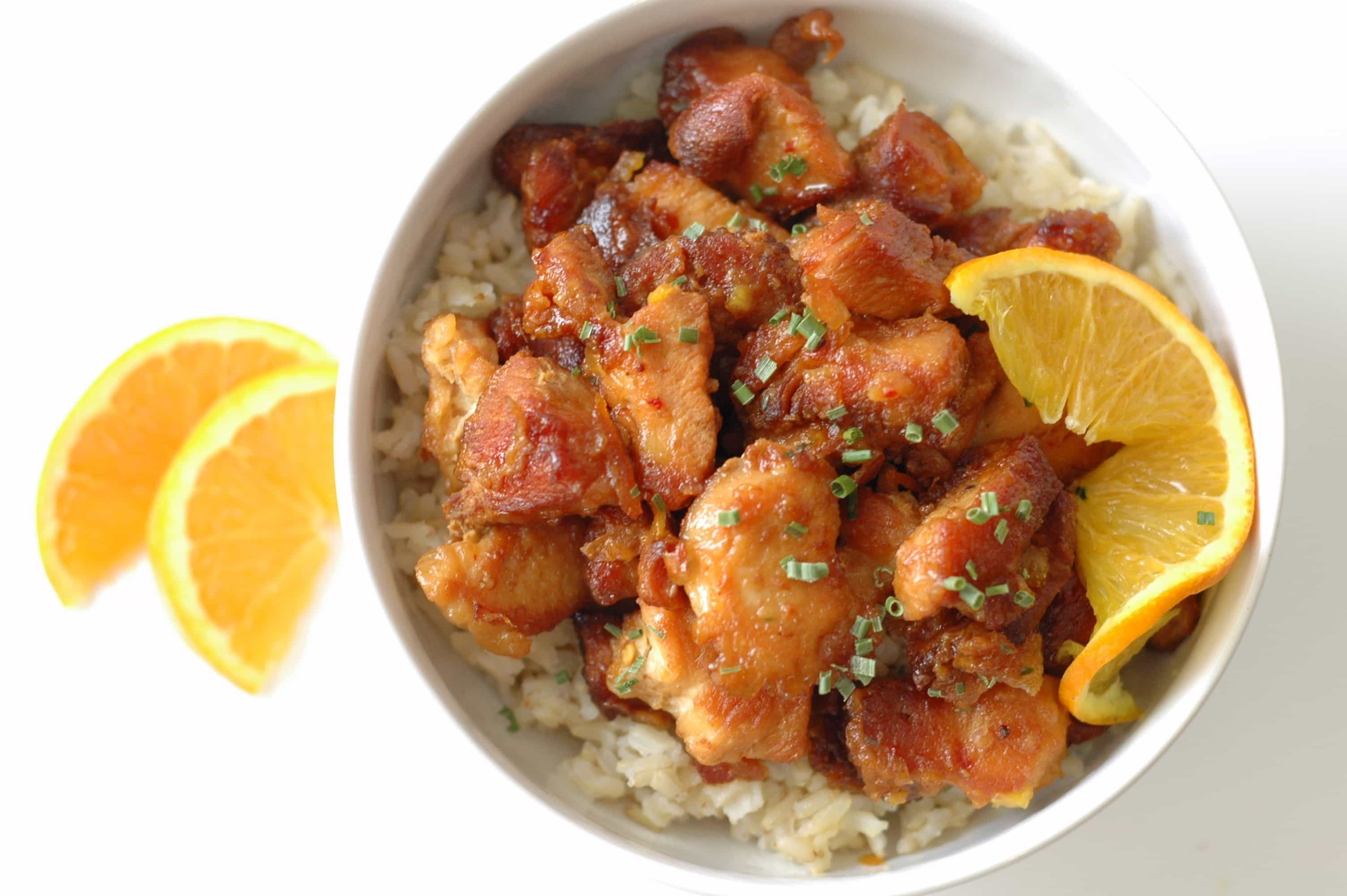 Crockpot Crispy Orange Chicken | Crockpot Gourmet