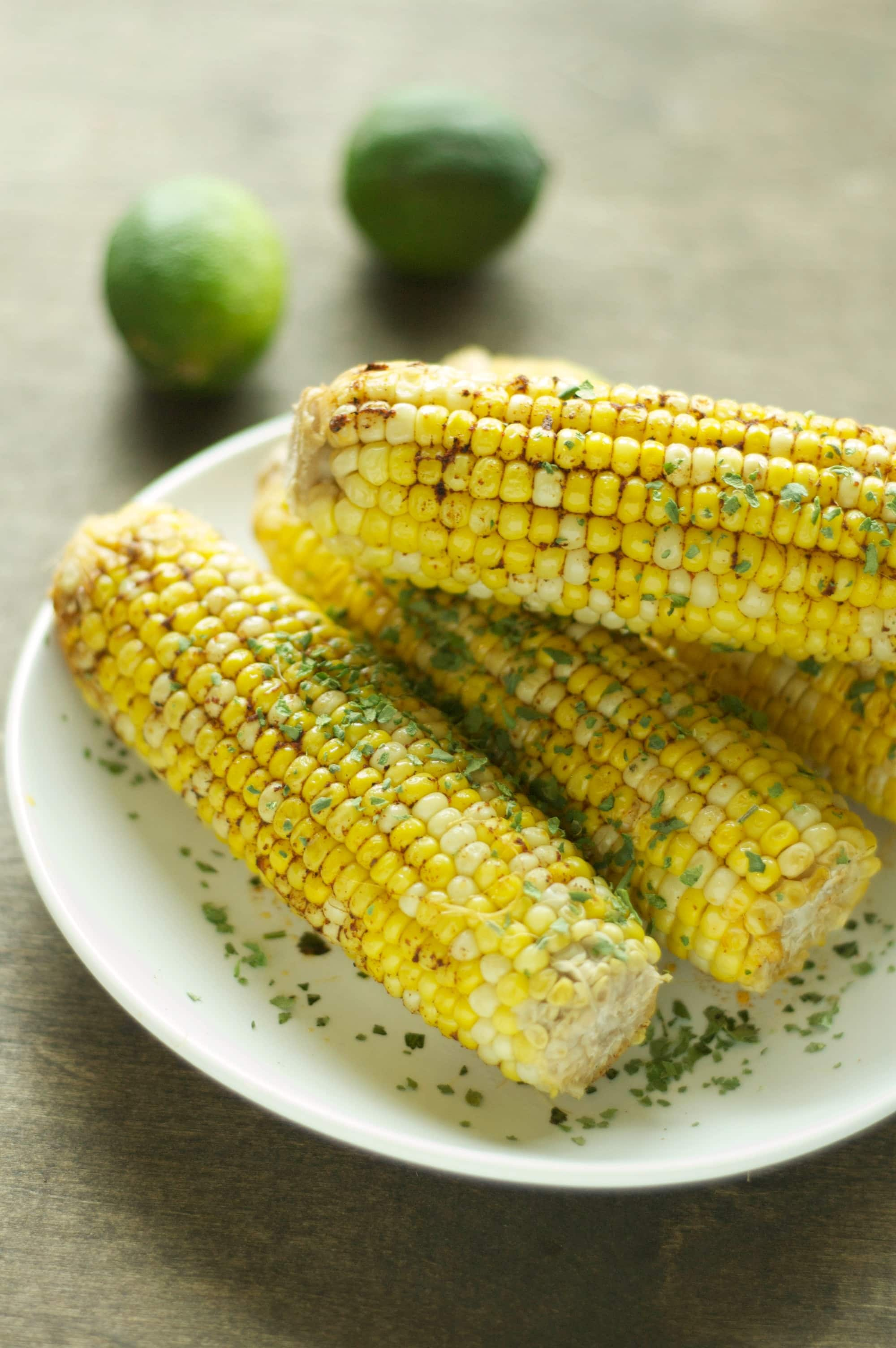 Crockpot Corn on the Cob with Chili Lime Butter | Crockpot Gourmet