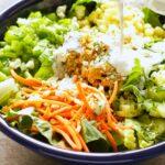 Three Meals One Crock: Buffalo Chicken Salad