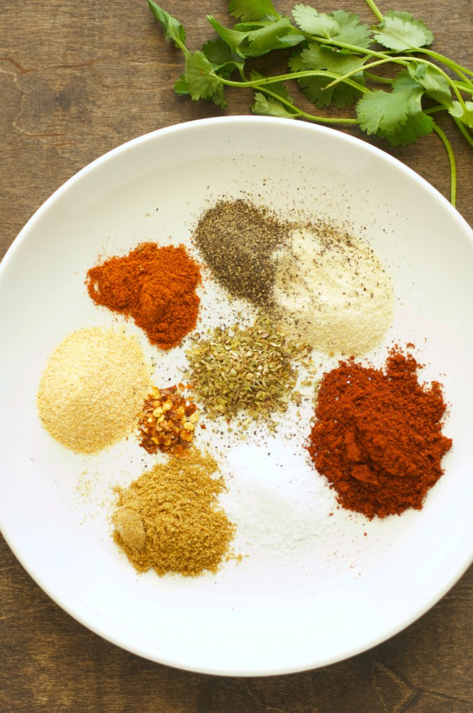 Homemade Seasoning Mixes
