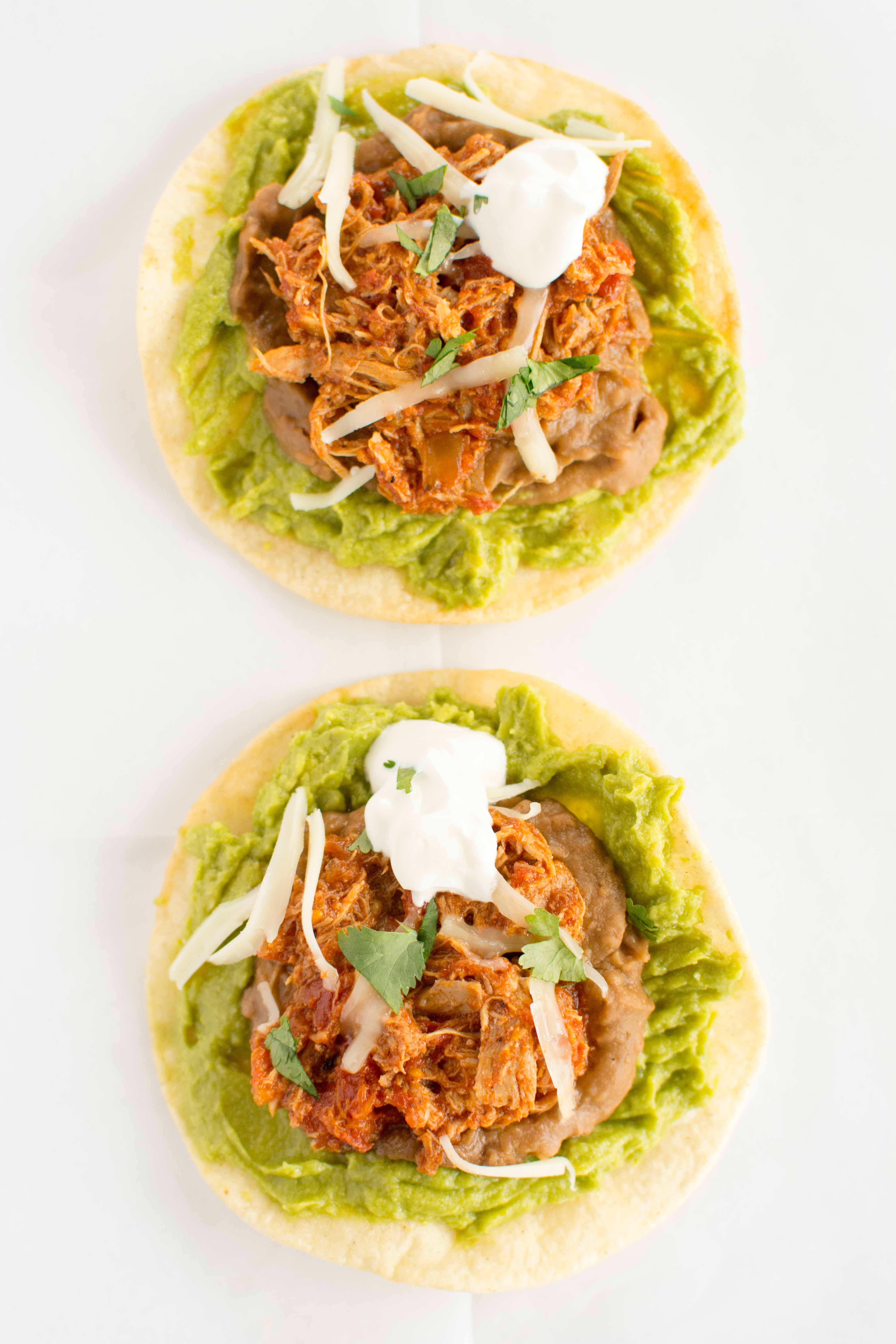 Slow Cooker Chicken Tinga-2