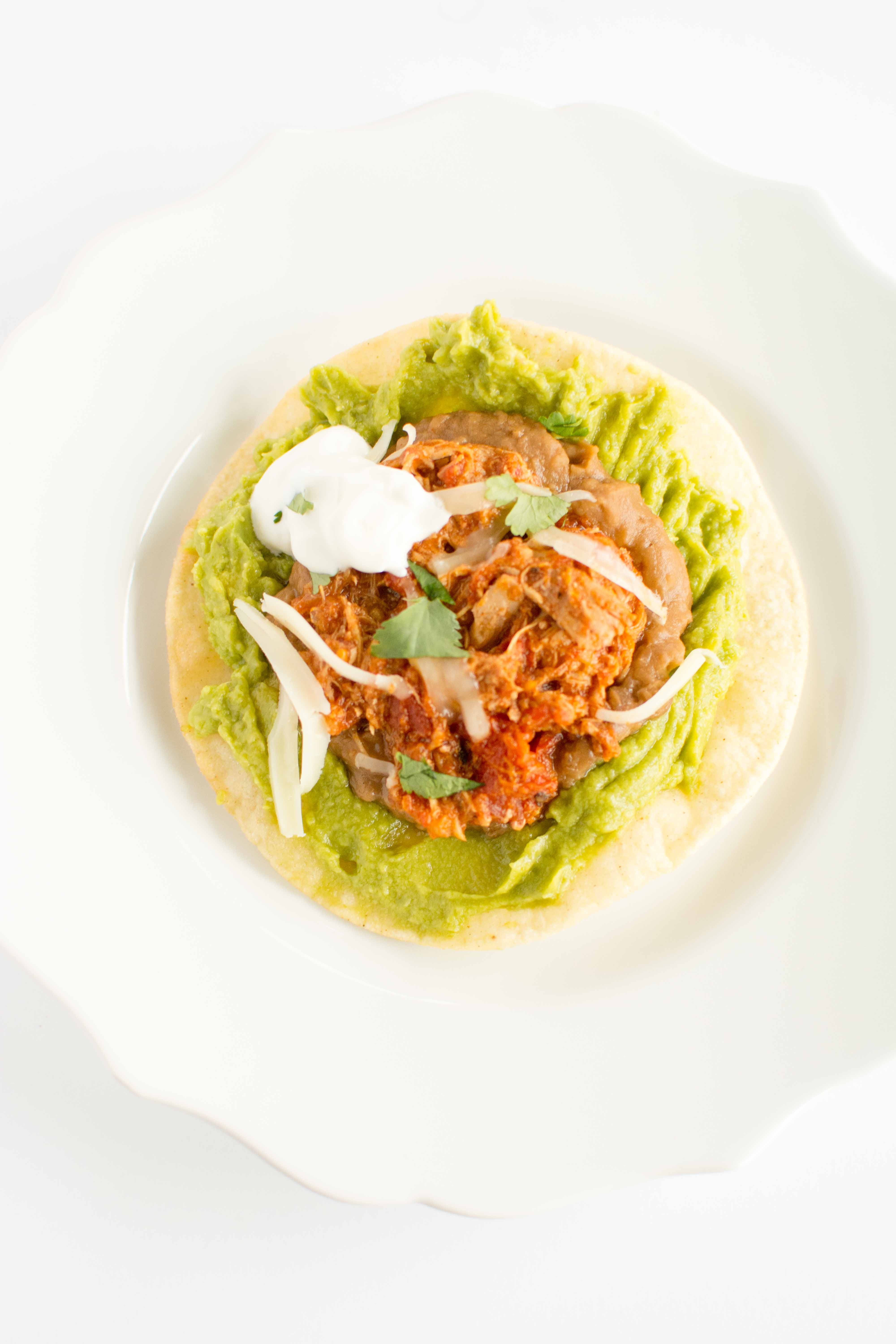 Slow Cooker Chicken Tinga-3
