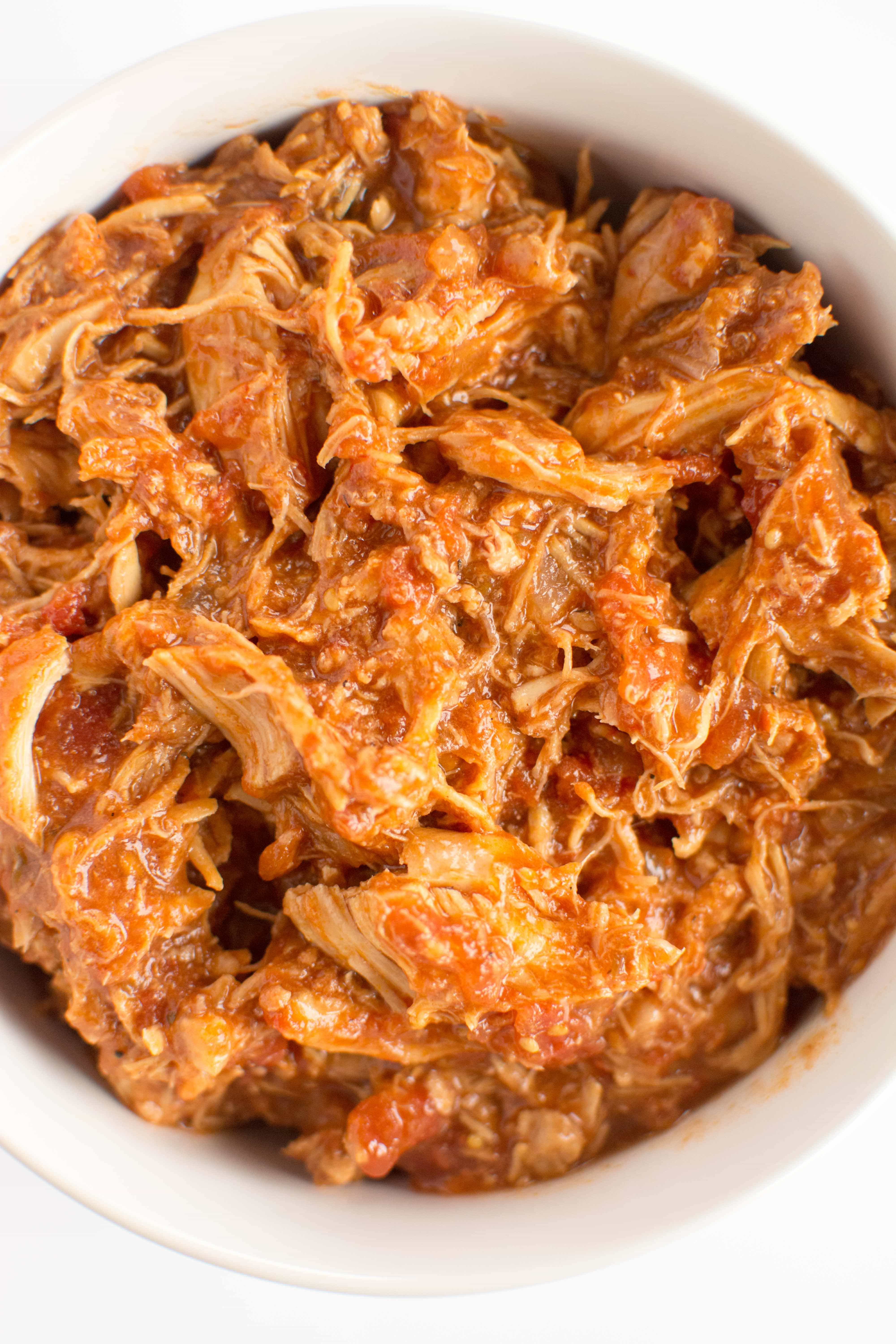 Slow Cooker Chicken Tinga-6