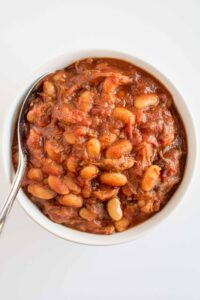 Crockpot Classic Baked Beans