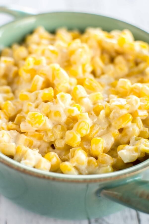 Slow Cooker Cream Cheese Corn