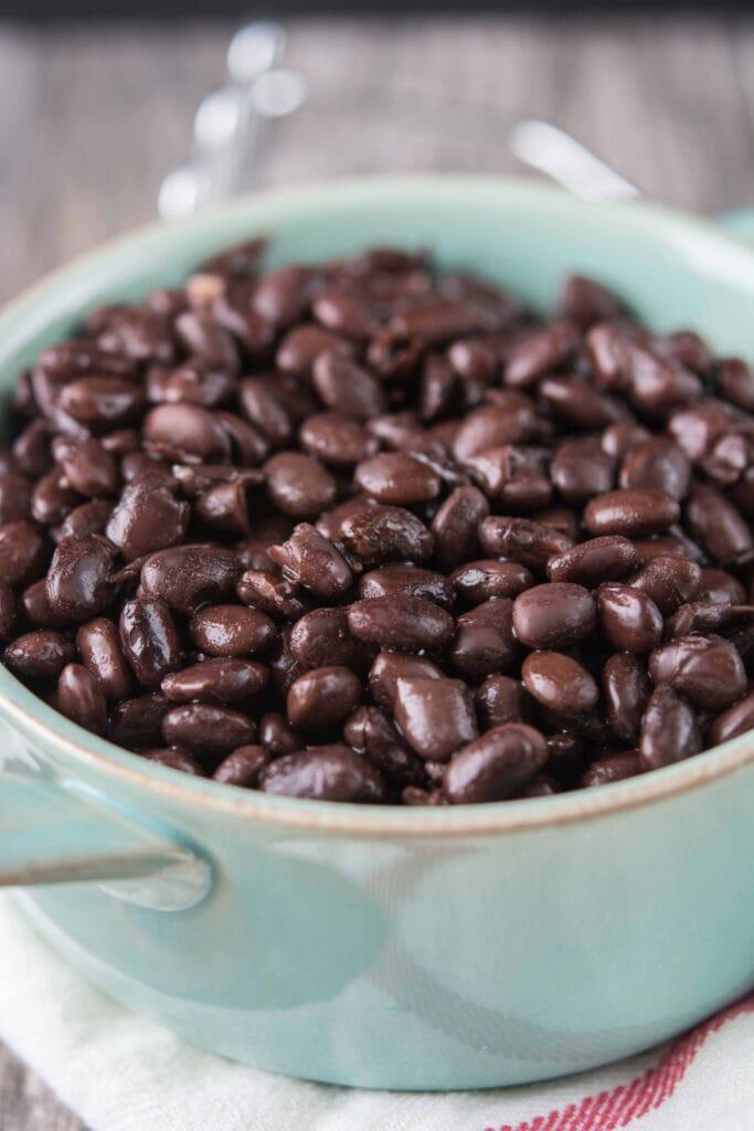 Slow Cooker Refried Black Beans