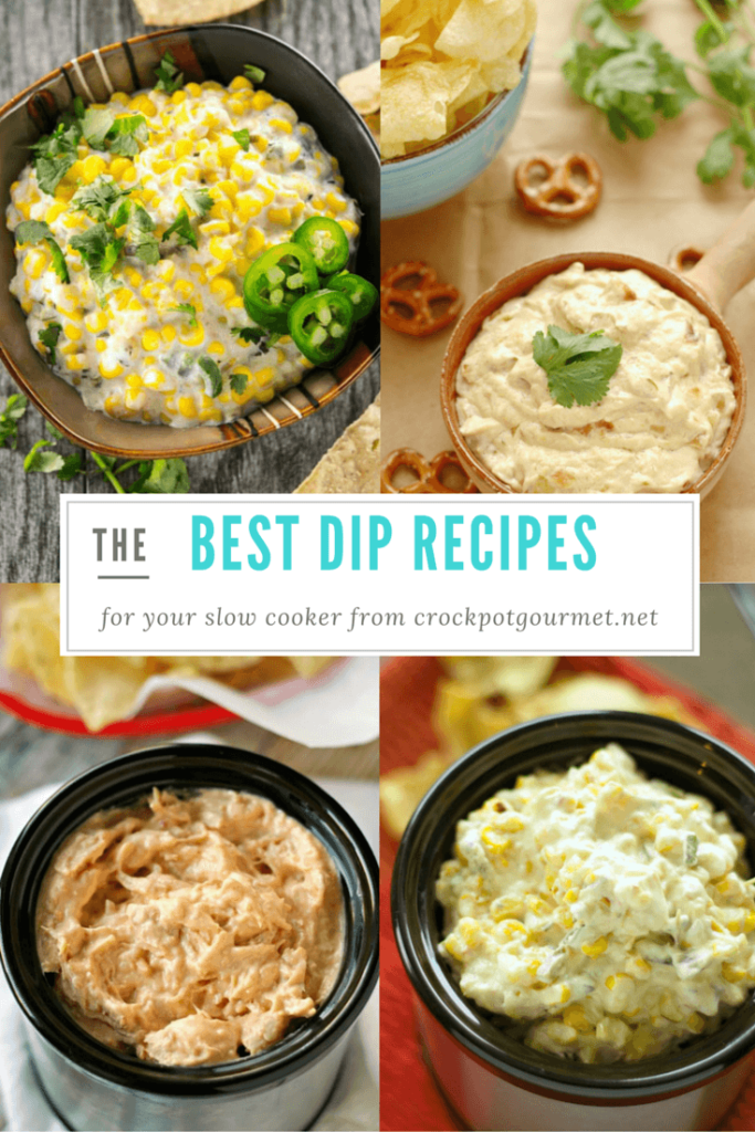 Slow Cooker Dip Recipes