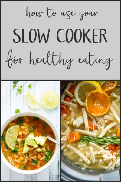 How to use Your Slow Cooker for Healthy Eating