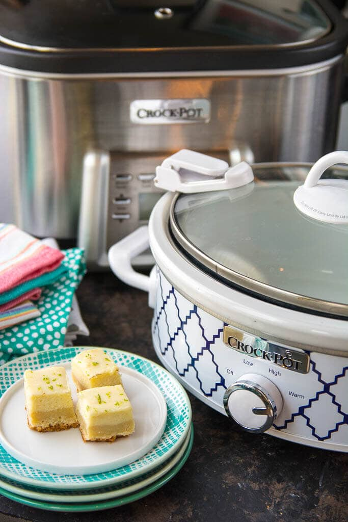 Crock-Pot Slow Cooker Crock-Squad Party