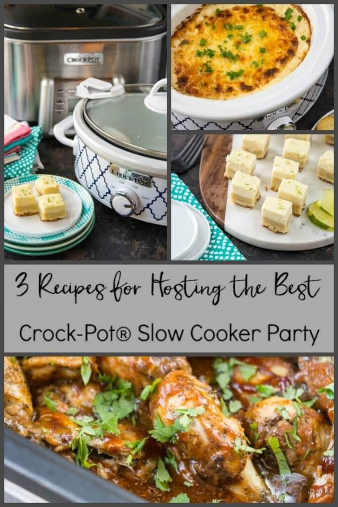 Crock-Pot Slow Cooker Squad Party
