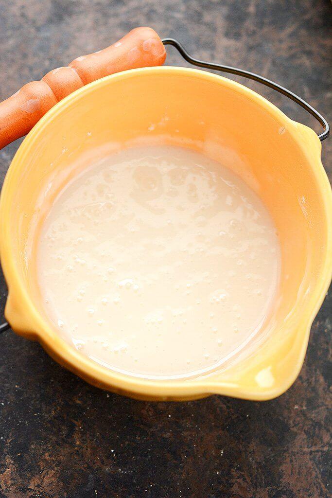 Mixing Up Icing - Slow Cooker Pumpkin Cinnamon Rolls