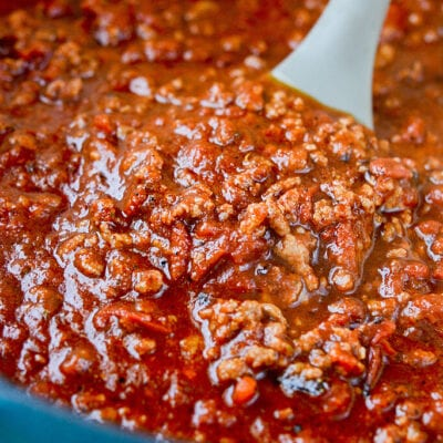 Slow Cooker Tailgate Chili