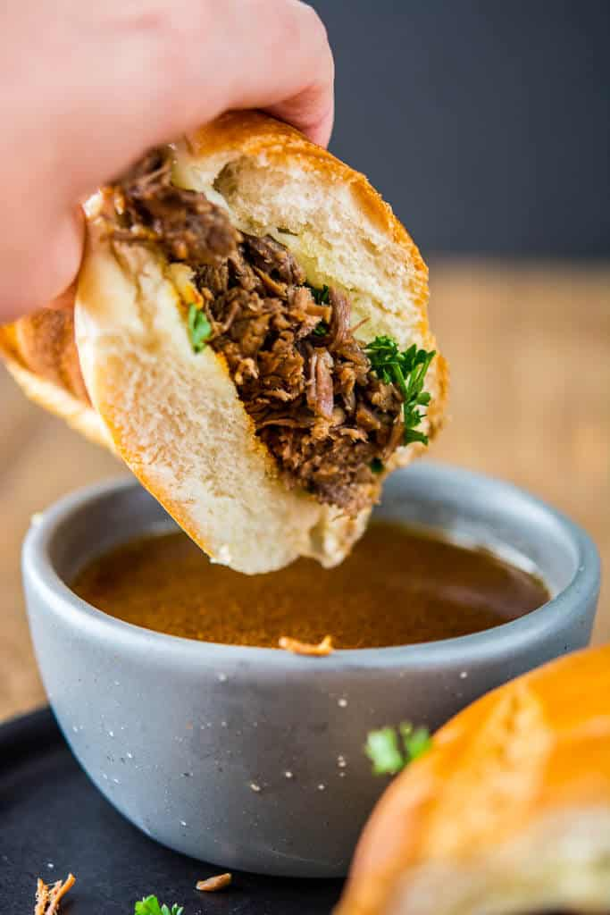 Pressure Cooker French Dip Sandwiches Vs Slow Cooker French Dips