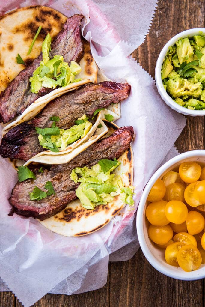 Why be boring when you can have Brisket Tacos instead?! The ultimate taco for the next Food Truck Friday post in my summer series!