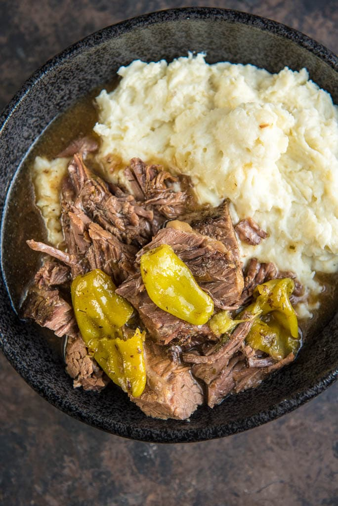 Slow Cooker Mississippi Pot Roast Slow Cooker Gourmet