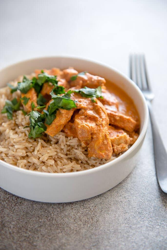 Instant Pot Chicken Tikka Masala Slow Cooker Gourmet