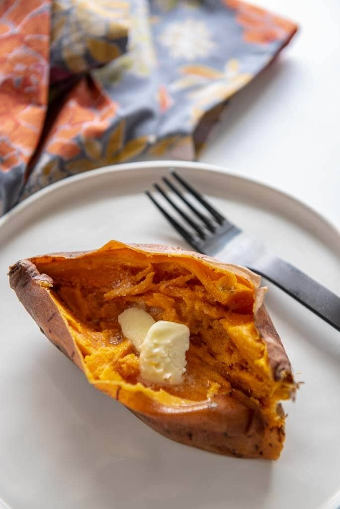 How long to cook cubed sweet potatoes in pressure cooker